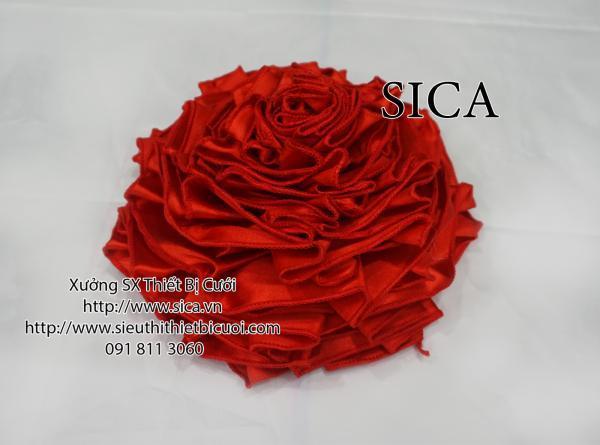Cho thuê hoa vải cắt băng thành thành khai trương
