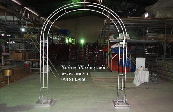 Cho thuê khung cổng hooa đám cưới