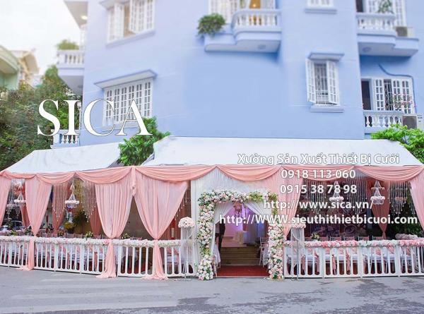 Địa điểm bán rào trang trí cưới