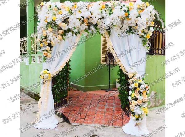 Thuê cổng cưới giá rẻ HCM