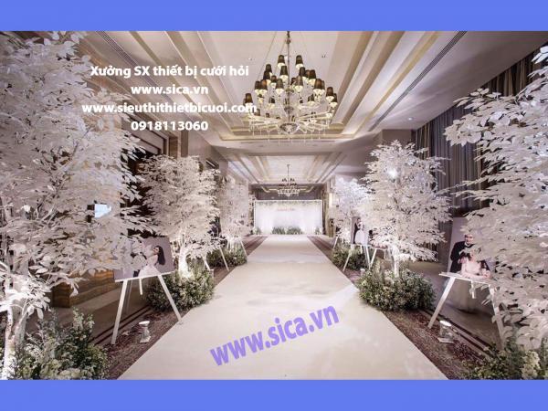 Nơi thiết kế trang trí cưới