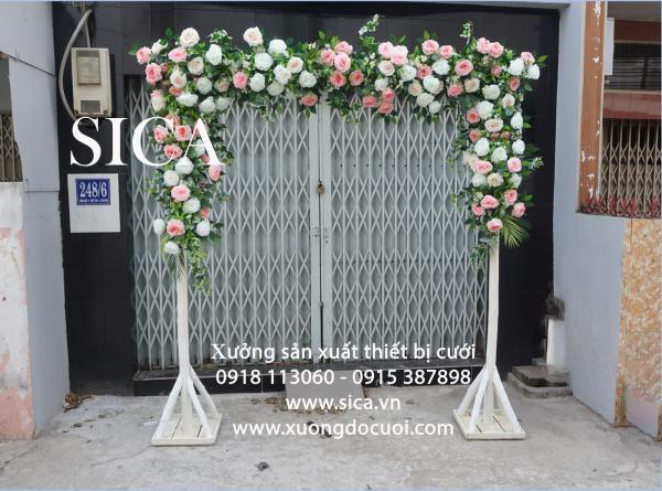 Nơi bán cổng cưới mới nhất trên thị trường