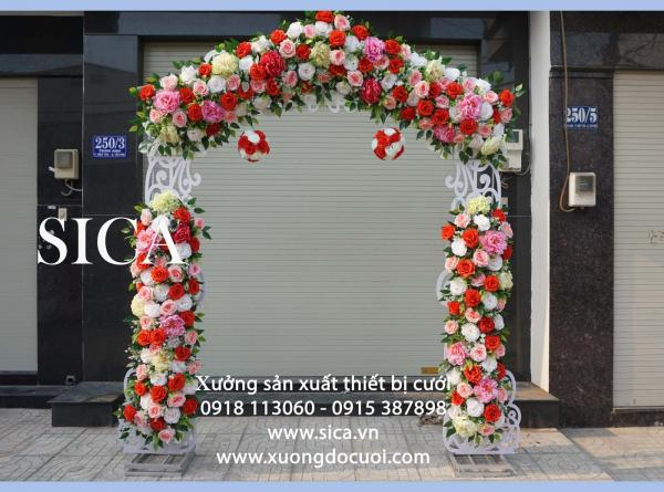 Nơi bán cổng cưới mới nhất đẹp nhất