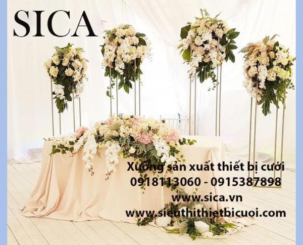 Cần bán chân hoa lối đi nhà hàng tiệc cưới