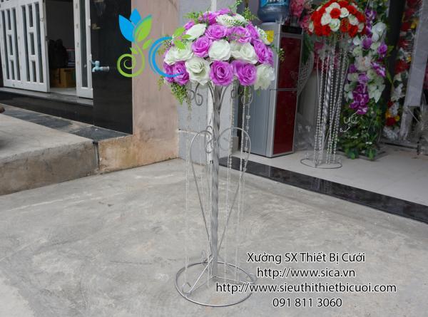 Cung cấp bán chân hoa lối đi đám cưới