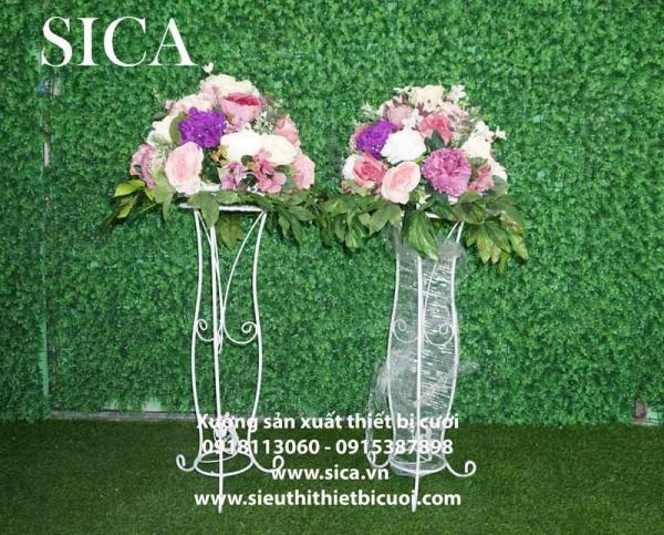 Nơi sản xuất bán chân hoa đám cưới