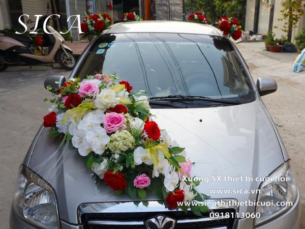 Xưởng cung cấp hoa trang trí cưới