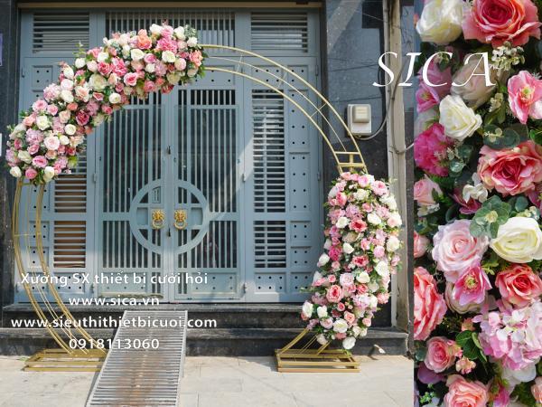 Cổng hoa cưới