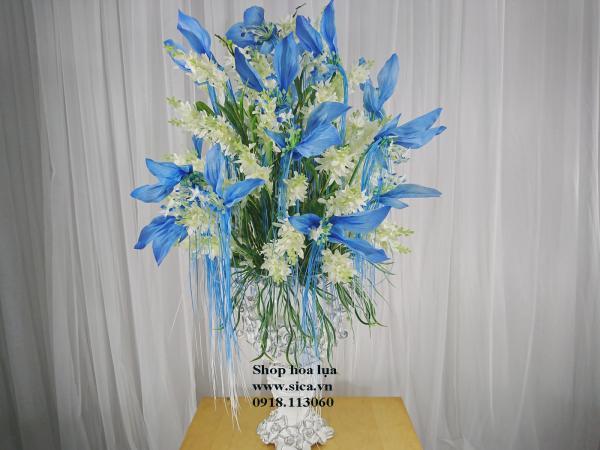 Bình hoa cao cấp, hoa đại sảnh