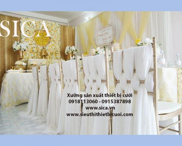 Giá bán phụ kiện đồ gia tiên đám cưới hỏi