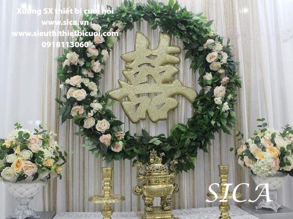 Cung cấp bán bàn thờ gia tiên đám cưới