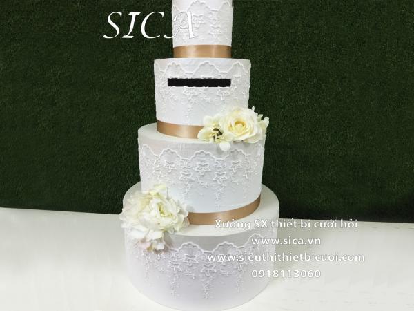 Nơi bán bánh kem giả trang trí đám cưới