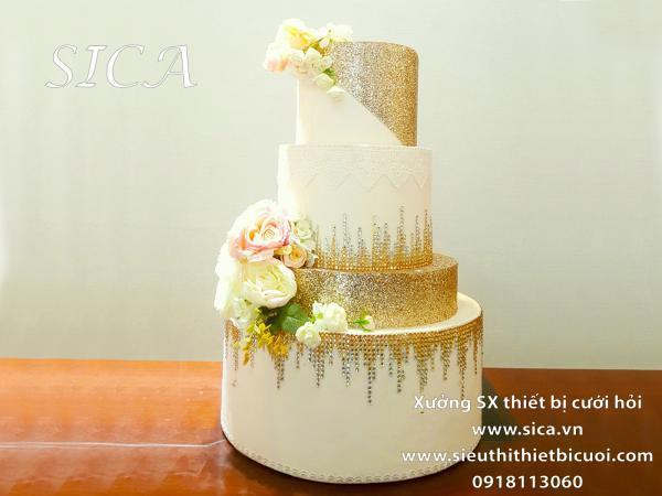 Giá bán bánh kem giả đám cưới mới nhất