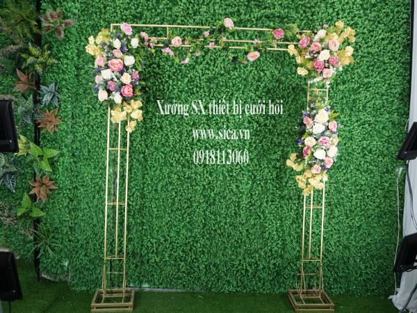 Cung cấp cổng hoa đám cưới theo yêu cầu