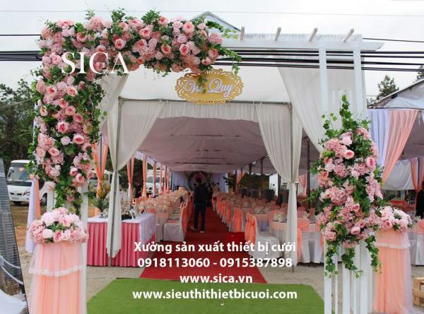Xưởng bán hoa cưới mới đẹp nhất