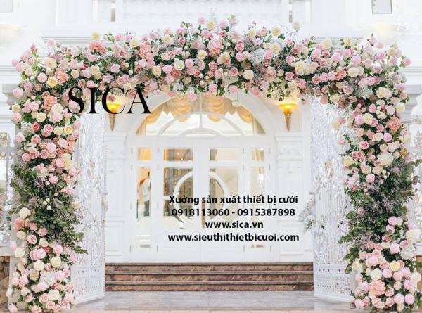 Nơi bán cổng hoa rạp cưới mới nhất