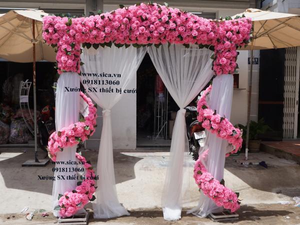 Cung cấp cổng hoa cưới giá rẻ