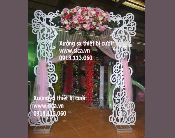 Cung cấp cổng hoa đám cưới CNC - Pima