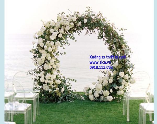 Sản xuất bán cổng hoa đẹp lạ nhất