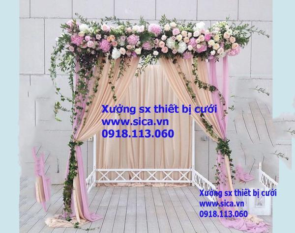 Nơi bán cổng hoa đám cưới TPHCM