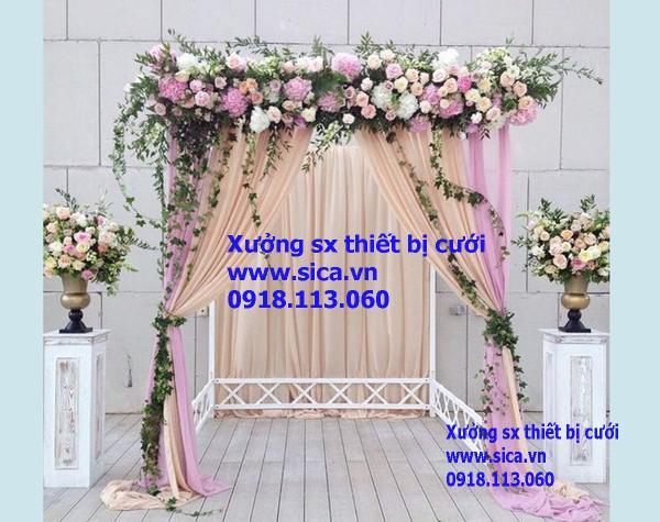 Mua bán bộ combo cổng hoa đám cưới đẹp nhất, mới nhất