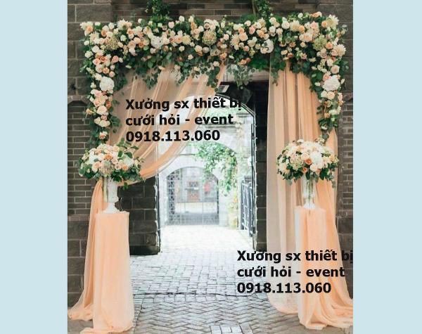Nơi bán cổng hoa mới nhất