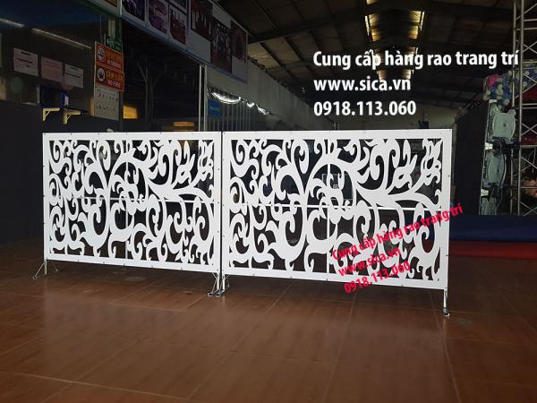 Cung cấp hàng rào trang trí đám cưới