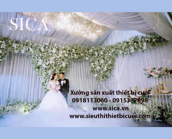 Địa điểm bán khung rạp cổng cưới lớn nhất