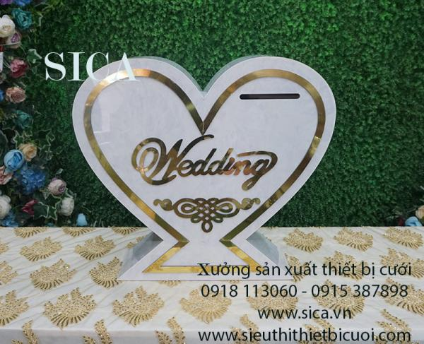 Địa chỉ bán thùng tiền mừng cưới