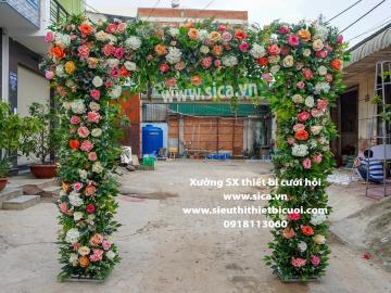 Nơi cung cấp cổng hoa đẹp và uy tín