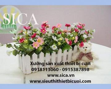Bán các loại chậu hoa đẹp nhất sài gòn