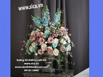 Bình hoa để bàn cao cấp nhất
