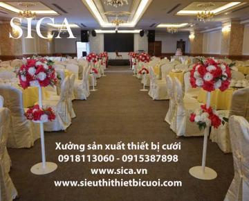 Nơi bán chân hoa trang trí đám cưới